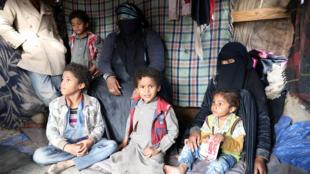 أطفال يمنيون في صنعاء