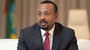 رئيس الوزراء الأثيوبي  آبيي أحمد