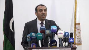 الناطق الرسمي باسم وزارة الخارجية في حكومة الوفاق الوطني الليبية محمد القبلاوي