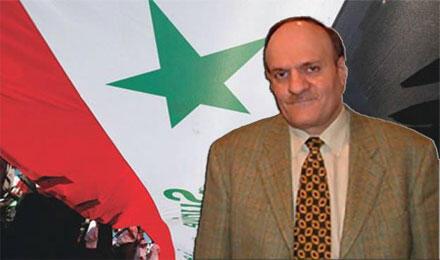 """حسان عبد الله النوري أحد """"منافسي"""" بشار الأسد في الانتخابات الرئاسية 2014"""