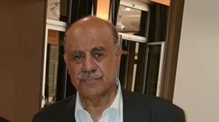 السفير الفلسطيني في فرنسا سلمان الهرفي