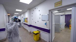 مستشفى النجف في العراق