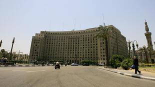 place Tahrir