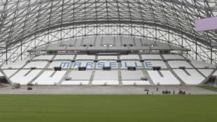 ملعب نادي مرسيليا الفرنسي