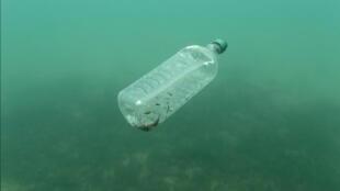 تلوث في البحر
