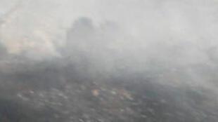 fumée-montante_-tirés_-d'Israël_-village-de-Maroun-Al-Ras_liban01_09_19_reuters,