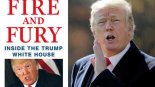 كتاب نار وغضب: داخل بيت ترامب الأبيض