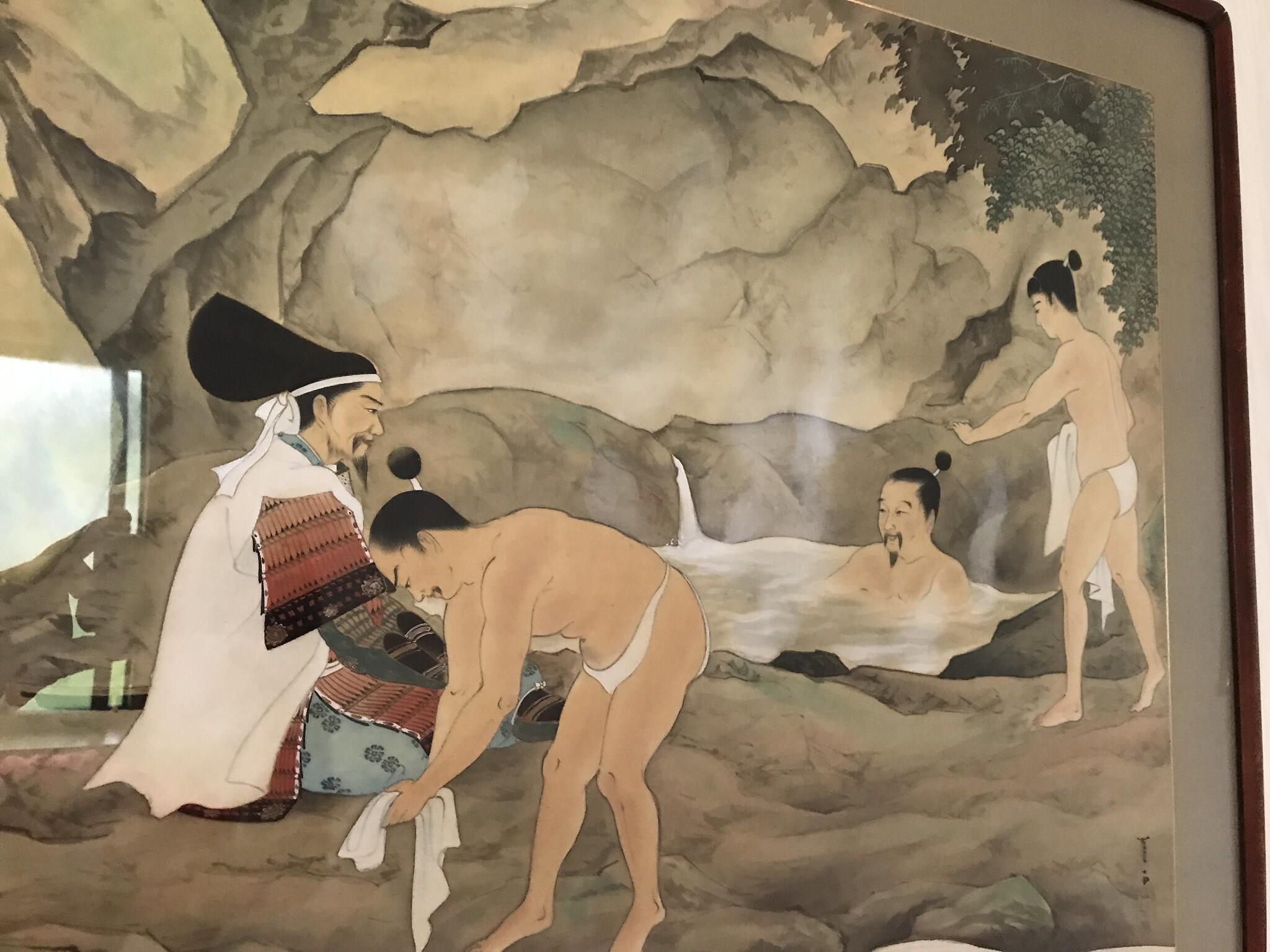 لماذا يغتسل معظم اليابانيين في الليل؟
