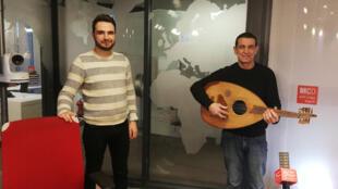 الموسيقي الجزائري نصرو بغداد