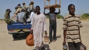 فارون من قرية مالام النيجيرية