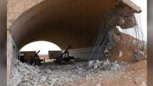 أسلحة في إدلب