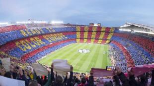 ملعب كامب نو لنادي برشلونة