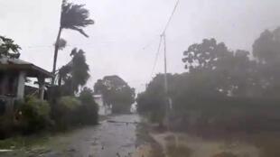 اعصار يضرب أرخبيل فانواتو