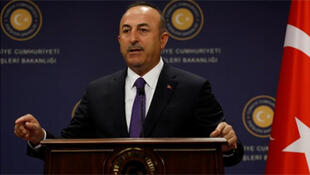 / وزير الخارجية التركي مولود تشاووش