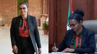 الوزيرة هبة محمد علي