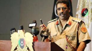 اللواء أحمد المسماري - ليبيا