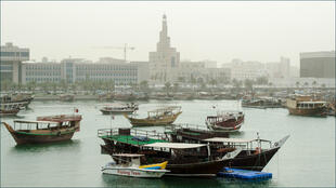 في العاصمة القطرية الدوحة