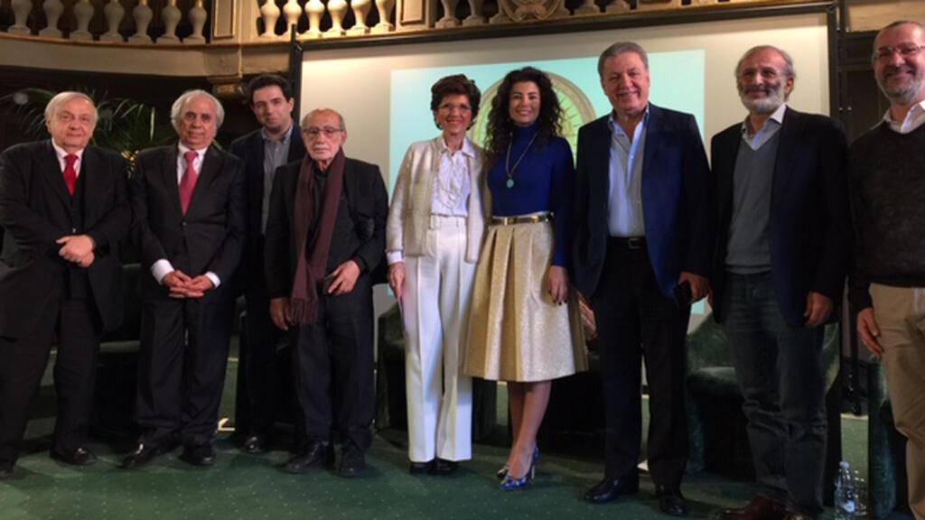 مجموعة الشعراء اللبنانيين في الأكاديمية الإيطالية للشعر، فيرونا