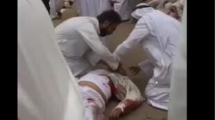 تفجير مسجد للشيعة في الكويت 26-06-2015