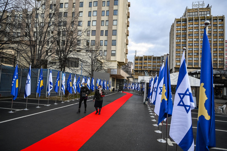 Diplomatie_Kosovo_Israel