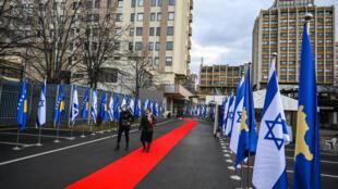 العلاقات الدبلوماسية بين إسرائيل وكوسوفو