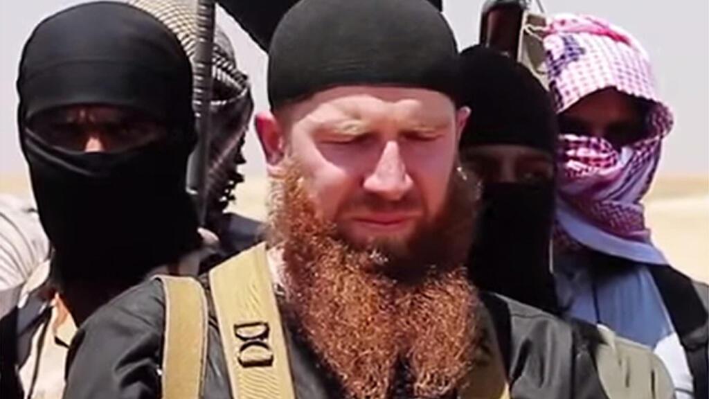 عناصر تنظيم الدولة الإسلامية