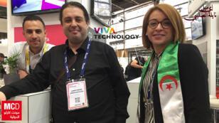 مهدي عمرعُياش في ملتقى فيفاتكنولوجي باريس