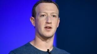 مارك زوكربرغ مؤسس فيسبوك