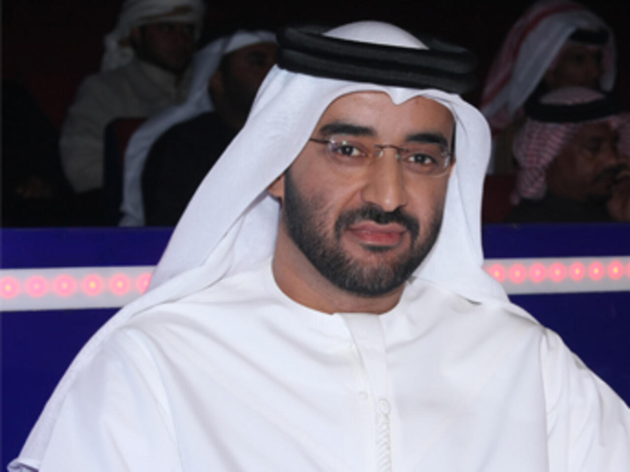 الشاعر والإعلامي الإماراتي خالد الظنحاني - بدون قناع