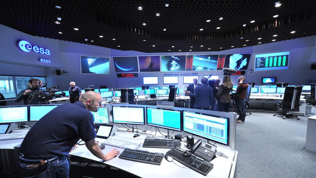 محطة الفضاء الأوروبية