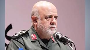 ايراج مسجدي سفير إيران في العراق