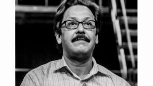الفنان المسرحي محمد شرشال