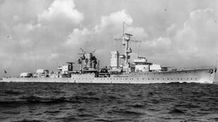 """سفينة """"كارلزرويه"""" الألمانية النازية"""