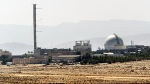 مفاعل ديمونا النووي الإسرائيلي