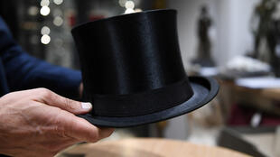 قبعة هتلر في المزاد العلني في ميونيخ