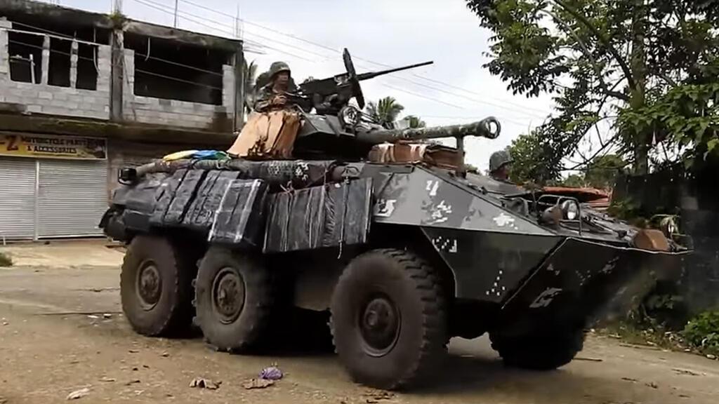 الجيش في الفلبين