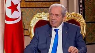 رئيس البرلمان محمد الناصر-