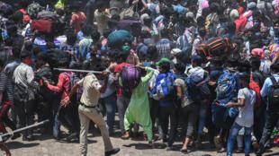وباء كورونا في الهند
