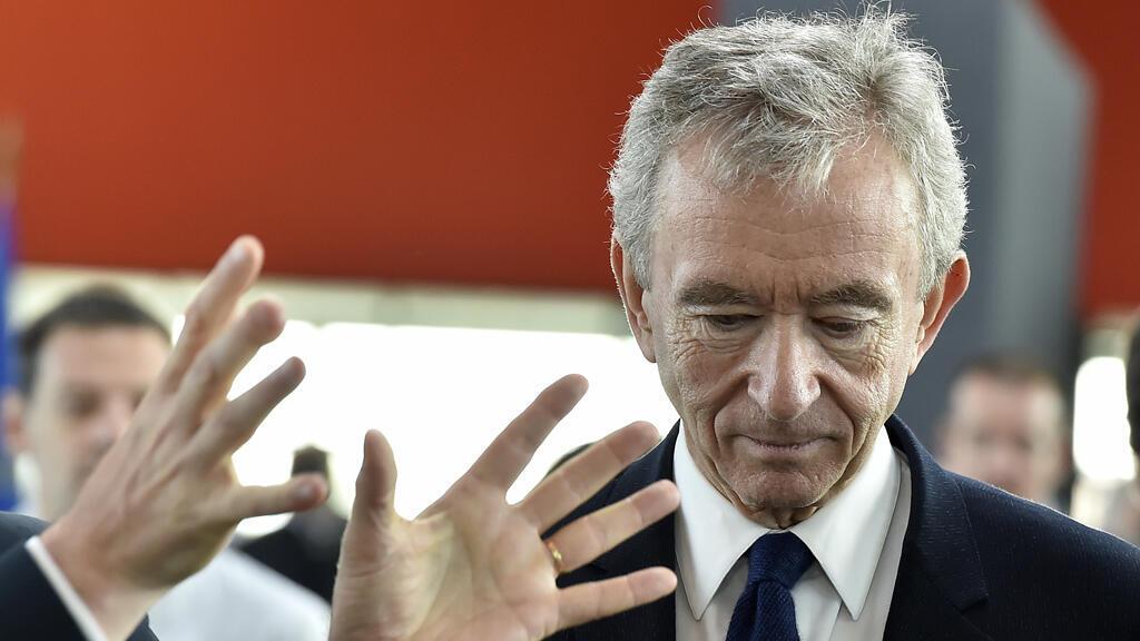 أغنى أغنياء فرنسا برنار أرنو مع ثروة شخصية تفوق الناتج المحلي الإجمالي لكوستاريكا