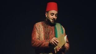 الحكواتي محمد الحاج