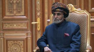 السلطان قابوس ( يناير 2019)