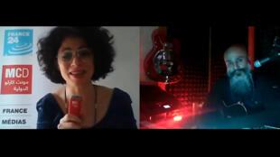 ساعة موسيقى من الدار مع إلياس خان
