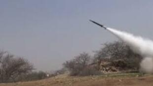 صاروخ ( صورة تعبيرية)