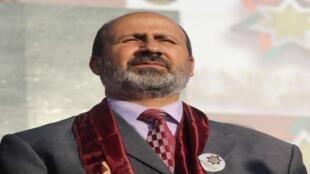 أمين عام حزب جبهة العمل الإسلامي في الأردن مراد العضايلة
