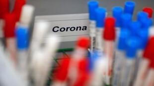 فعالية اختبار كورونا