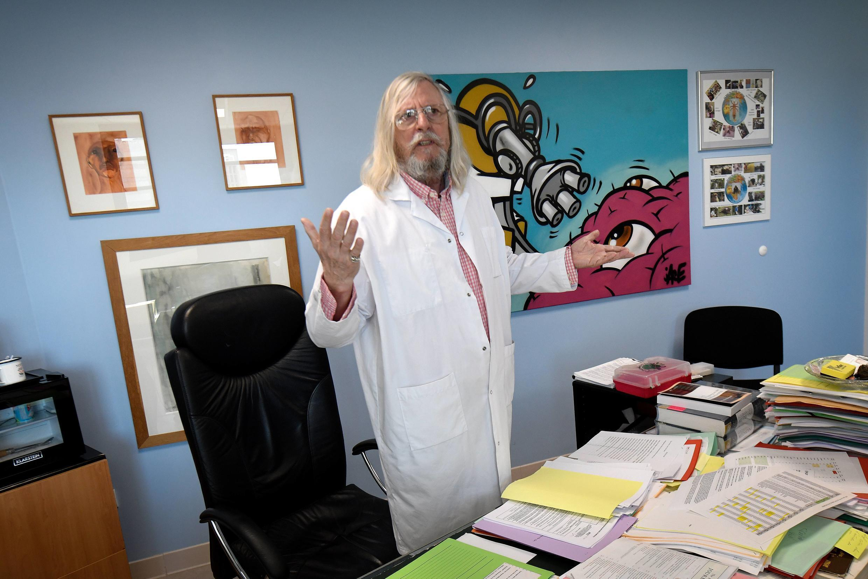 الطبيب الفرنسي ديدييه راوولت
