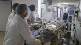 مستشفى كولمار في شرق فرنسا