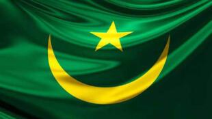 العلم الموريتاني