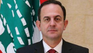 أواديس كيدانيان وزير السياحة في حكومة تصريف الأعمال اللبنانية