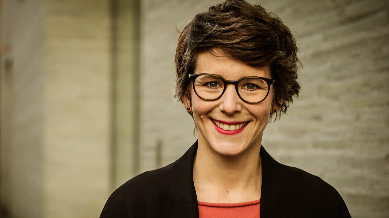 """الصحافية في التلفزيون الألماني العمومي """"دبليو دي آر"""" آن كاثرين ستراك"""